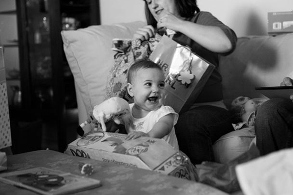 First Birthday. Albuquerque, New Mexico