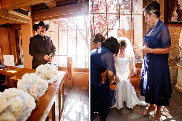 Wedding Photos, Santa Fe New Mexico