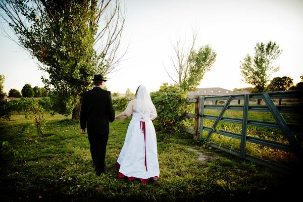 Albuquerque winery wedding
