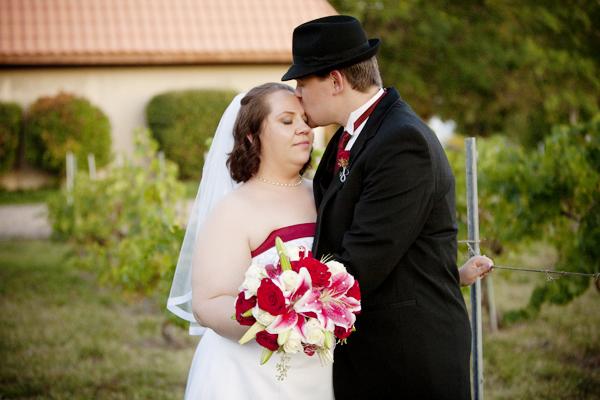 Winery Wedding - Albuquerque, New Mexico