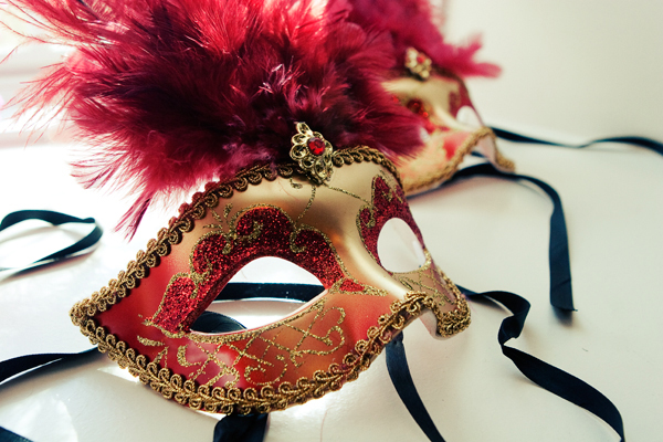 Venetian Masquerade Ball Wedding