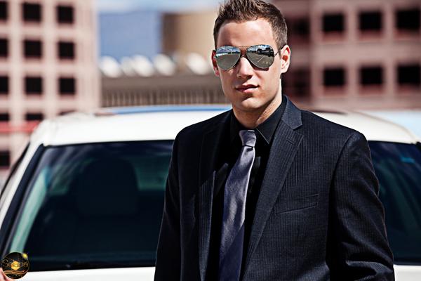Sharp Dressed Businessmen - Portraits Downtown Albuquerque, New Mexico