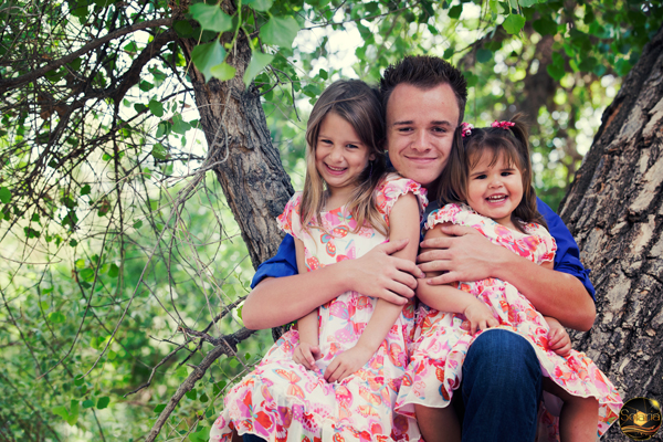 Family Portraits in Albuquerque, New Mexico